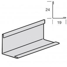 Пристенный молдинг ARMSTRONG PRELUDE 3000 x 19 x 24 мм