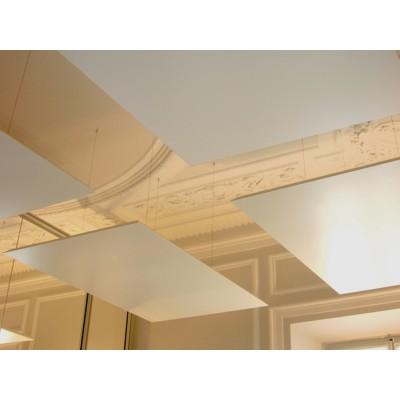 ARMSTRONG METAL CANOPY Flat (Плоская панель) 1180 x 1890 x 40 мм
