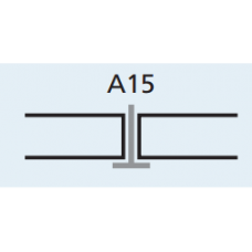 Rockfon MediCare Standard 15 мм 0,95 αw
